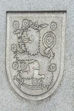 Finnish Garden Lion
